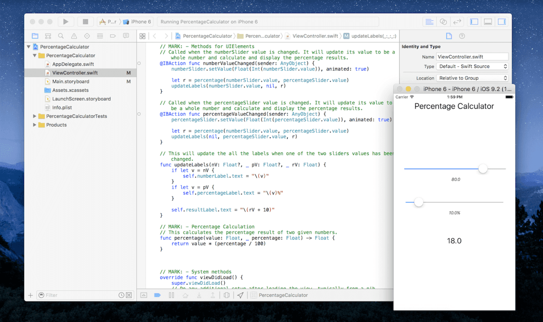 Xcode7 中用 Swift 做单元测试
